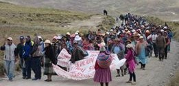 Antauta: Huelga indefinida es contundente en contra de Minsur-melgar
