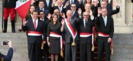 Mercedes Aráoz nueva presidenta del Consejo de Ministros