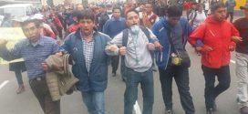 MAESTROS NO SOPORTARON MAS!!! DECLARAN SUSPENDER HUELGA MAGISTERIAL