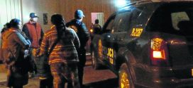 Trabajadores de un agente bancario fueron heridos de bala durante asalto