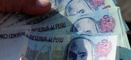 BCRP: CON 3 MIL 400 SOLES SE MULTARÁ A QUIENES SELLEN BILLETES