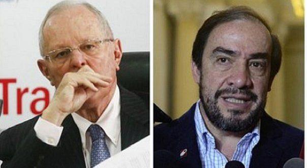 Odebrecht: Yonhy Lescano no descarta posible vacancia presidencial