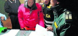 Falsos agentes de ADUANAS asaltaron un bus en San Antón