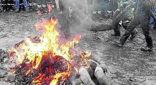Pobladores de La Rinconada se organizan para linchar a delincuentes