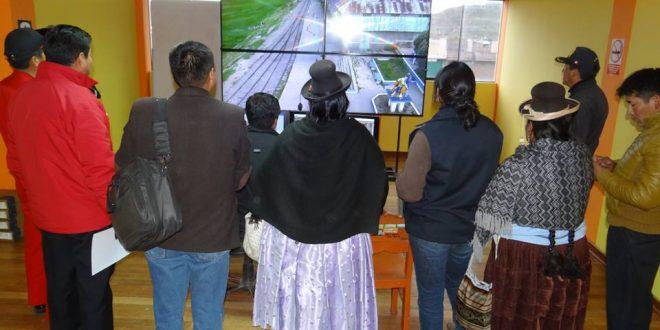 AYAVIRI: ¿quieres saber que es lo que sorprendió a los miembros de codisec durante la visualización de cámaras de video vigilancia?