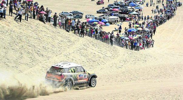 Restringirán tráfico para dar seguridad al Rally Dakar 2018 que pasará por Puno el día 11