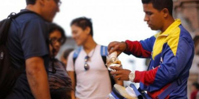 COMUNA DE PUNO NO PERMITIRÁ EL COMERCIO AMBULATORIO A VENEZOLANOS