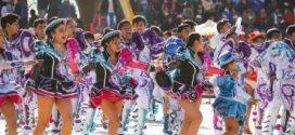 PUNO: Orden de presentación: Concurso de Danzas con Trajes de Luces 2018