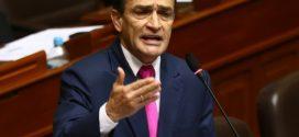 BECERRIL: FP APOYARÁ MOCIÓN DE VACANCIA SI ES POR CORRUPCIÓN Y NO POR INDULTO