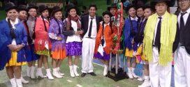 AYAVIRI: Concurso de la Marinera y Pandilla Puneña en su máximo esplendor Resulatdos
