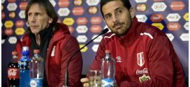 Ricardo Gareca no descarta a Claudio Pizarro para el Mundial de Rusia 2018