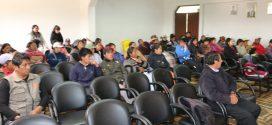 AYAVIRI: COMERCIANTES DE COMIDAS INICIAN CAPACITACIONES EN INOCUIDAD, SALUBRIDAD Y MANEJO DE ALIMENTOS