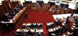 Congreso admite a trámite moción de vacancia contra PPK