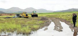 AYAVIRI: Canteras informales desbordan ríos en localidad de Pirhuani – Ayaviri