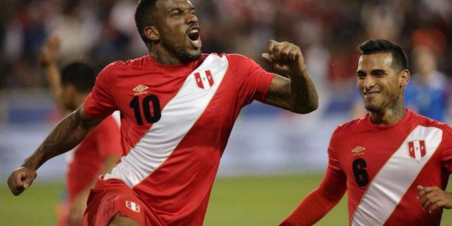 Perú derrotó 3-1 a Islandia en New Jersey