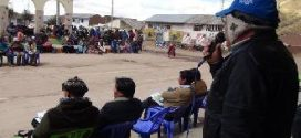 AYAVIRI: Pobladores de Melgar afirman que no viajarán a Lima tras invitación del Ministerio del Ambiente