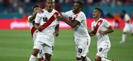 ¡Triunfo blanquirrojo! Perú venció 2-0 a Croacia en amistoso disputado en Miami