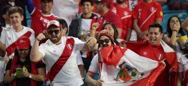 Multitud blanquirroja recibió así a la selección peruana en New Jersey
