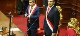 """Martín Vizcarra en Mensaje a la Nación: """"Gabinete será completamente nuevo"""""""