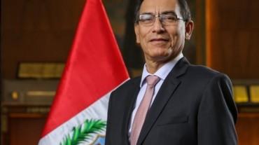 Anuncian visita del presidente Martin Vizcarra a la ciudad de Puno el 27 de abril