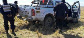 POBLADORES DE AZÁNGARO PIDEN UNA BASE DE LA POLICÍA DE CARRETERAS