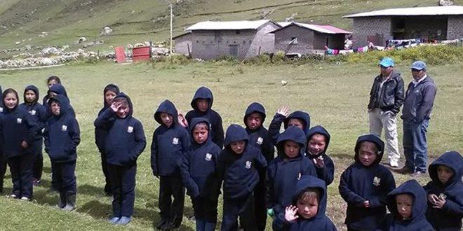PREVAED: MÁS DE 6 MIL INSTITUCIONES EDUCATIVAS AFECTADAS POR BAJAS TEMPERATURAS