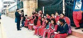 AYAVIRI: Técnicos del Pronied verificarán situación del colegio Mariano Melgar