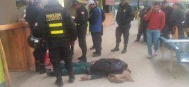 En el Terminal Terrestre de la Ciudad de Ayaviri fallecio un hombre Posiblemente a podido sufrir un paro cardiaco