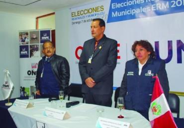 Más de 322 mil electores puneños votarán en octubre