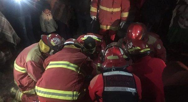 Tres fallecidos fue el resultado de un accidente en la vía Juliaca – Cusco