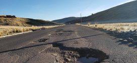 Vía Asillo – Choquehuanca en mal estado