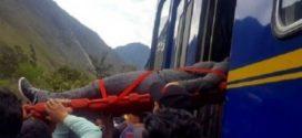 Cusco: reportan 25 heridos por choque de trenes por alcance