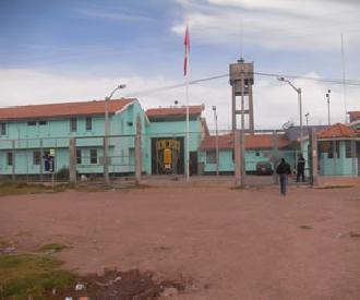 Director del penal de Juliaca cae cobrando coima de 900 soles a un interno