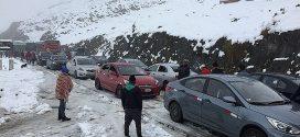 Se avecinan lluvias y nevadas en las zonas altoandinas del país