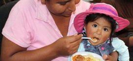 PRIORIZAN PROYECTO DE NUTRICIÓN EN INFANTES DE CARABAYA, MELGAR Y SANDIA