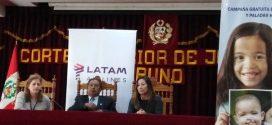 45 pacientes con labio leporino y paladar hendido serán operados en Puno