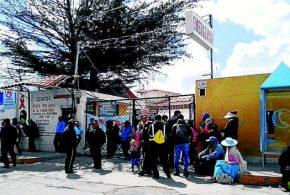 Cientos de pacientes afectados por huelga indefinida en sector Salud