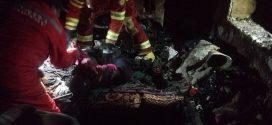 Incendio en Ayaviri deja tres niños muertos