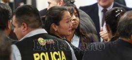 Policía detiene a Keiko Fujimori tras orden de prisión preventiva