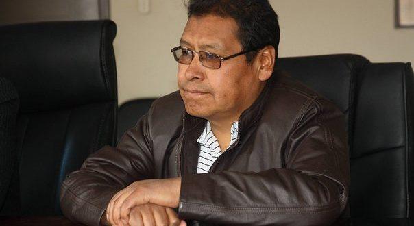 """Walter Quispe: """"Juan Luque debería ir a la cárcel tras su gestión"""""""