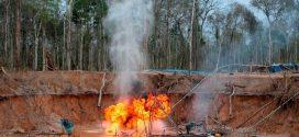 dentifican 110 áreas y 24 puntos de minería ilegal en Madre de Dios