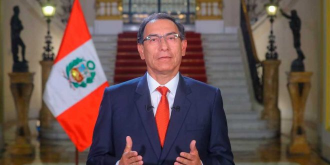 Vizcarra anuncia comisión de alto de nivel para inicar reforma política