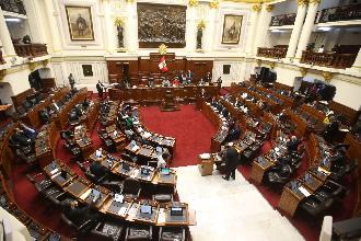 Pleno del Congreso aprueba presupuesto para el 2019
