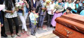 Ayaviri: cuerpo de gestante fue retirado del cementerio para investigar muerte