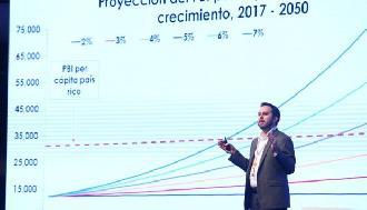 IPE: Economía peruana necesitaría crecer al 5% para tener bajas tasas de anemia y pobreza