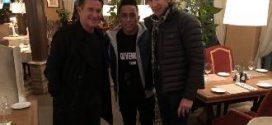 Ricardo Gareca se reunió con Christian Cueva y Jefferson Farfán en Rusia