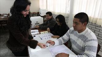 Puno: Alrededor de 1245 electores nuevos participarán del referéndum nacional en región Puno